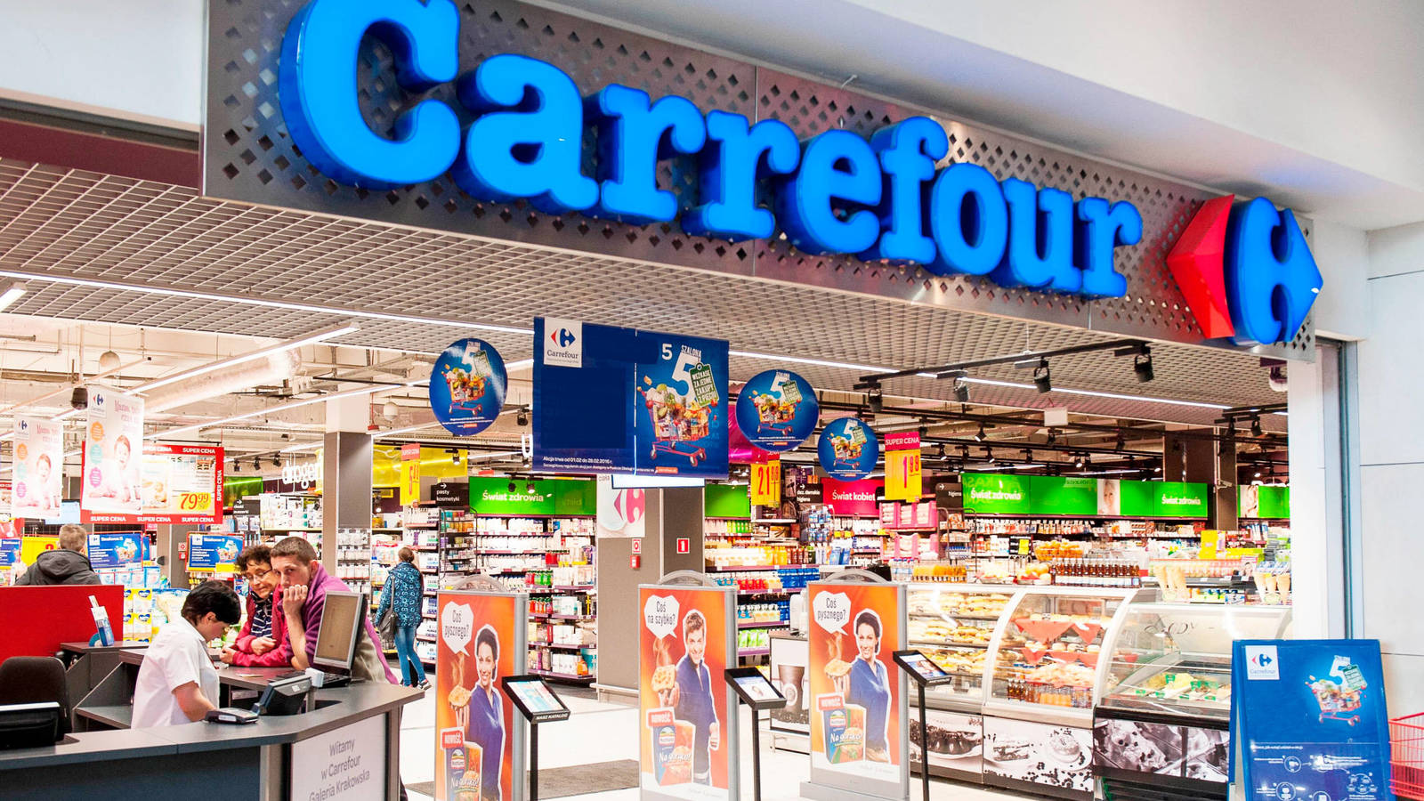 🔵 Carrefour
