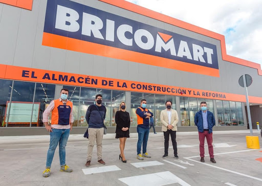 🔴 Bricomart